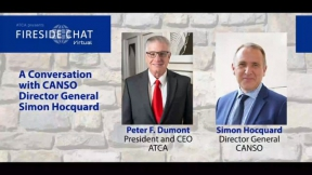 Fireside Chat- A Conversation with CANSO Director General Simon Hocquard
