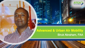 Advanced and Urban Air Mobility (AAM/UAM) Tech Talk with Biruk Abraham