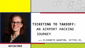 Ticketing To Takeoff: An Airport Hacking Choose-Your-Own-Adventure 10.15.20